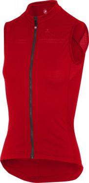 Castelli Promessa Sleeveless red women