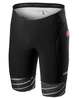 Castelli Free tri short black/black men