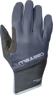 Castelli Scalda Pro glove black/blue men