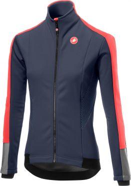 Castelli Mortirolo 3 W jacket dark blue women