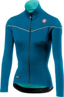 Castelli Nelmezzo ros W jersey blue women