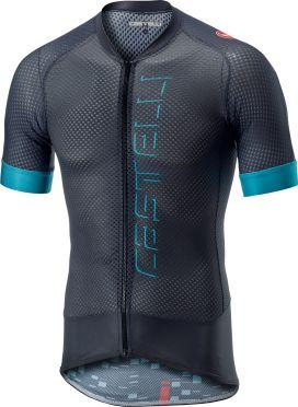Castelli Climber's 2.0 FZ jersey grey/blue men
