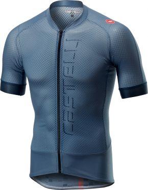 Castelli Climber's 2.0 FZ jersey blue men