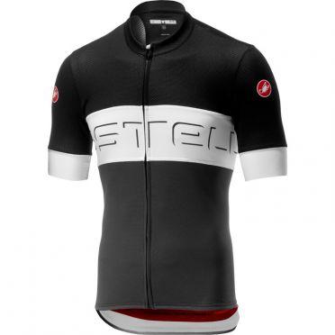 Castelli Prologo VI jersey black/gray