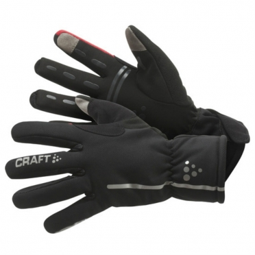 Craft Bike Siberian gloves black 1901623