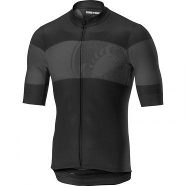 Castelli Ruota jersey black