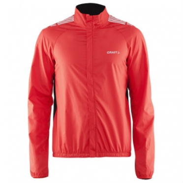 Craft Move wind jacket men red