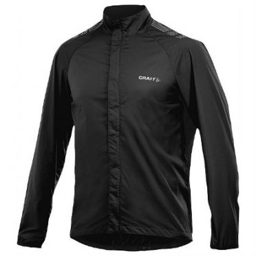 Craft Move wind jacket men black