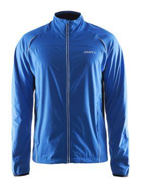 Craft Prime running jacket blue men
