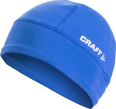 Craft Light thermal running hat blue