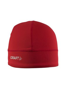 Craft Light thermal running hat red/poppy