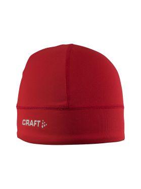 Craft Light thermal running hat red/poppy