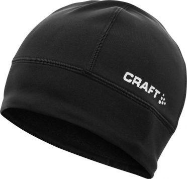 Craft Light thermal running hat black