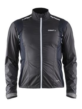Craft Tempest rain jacket men black