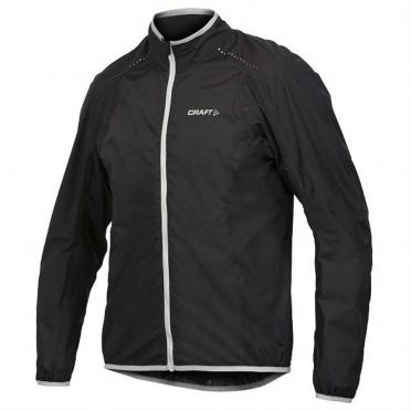 Craft Move rain jacket men black