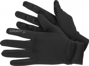 Craft Thermal multi grip running gloves black
