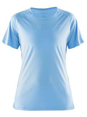 Craft Prime short sleeve running shirt blue/aqua women
