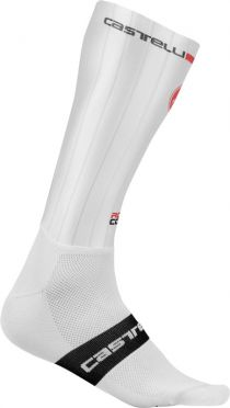 Castelli Fast Feet sock white men