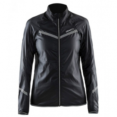 Craft Featherlight cycling jacket black women
