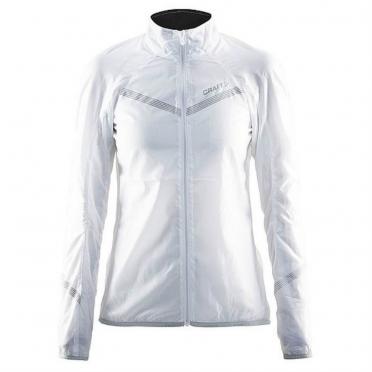 Craft Featherlight cycling jacket white women