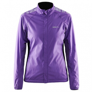 Craft Move wind jacket purple women