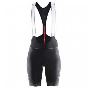 Craft Glow bib shorts women