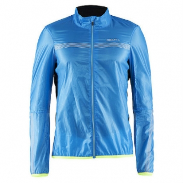 Craft Featherlight cycling jacket light blue men