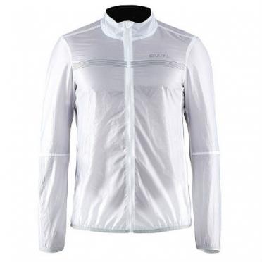 Craft Featherlight cycling jacket white men