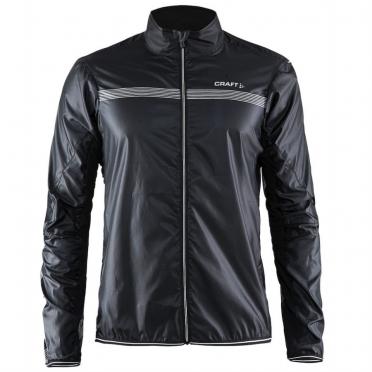 Craft Featherlight cycling jacket black men