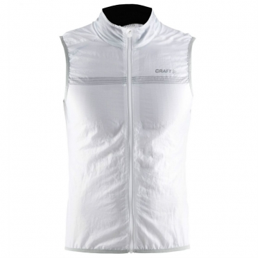 Craft Featherlight bike vest men white