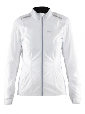 Craft Tempest rain jacket white women