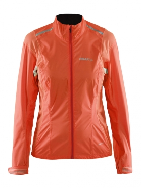 Craft Tempest rain jacket shock/tempo women
