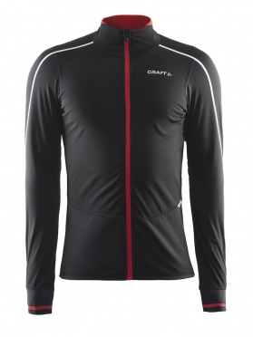 Craft Storm cycling jersey black/red men