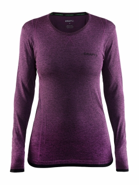 Craft Active Comfort roundneck long sleeve baselayer space women