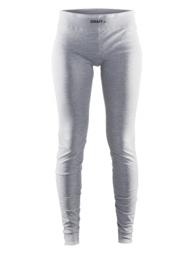 Craft Active Comfort pants baselayer gray women
