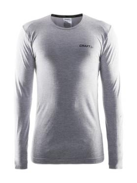 Craft Active Comfort roundneck long sleeve baselayer grey men