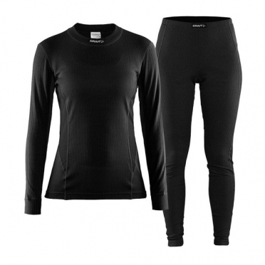 Craft Active 2-Pack baselayer set women black
