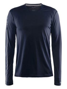 Craft Mind long sleeve running shirt blue/navy men