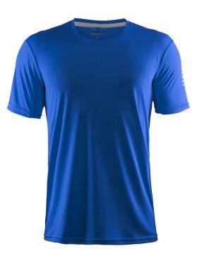 Craft Mind short sleeve running shirt blue men