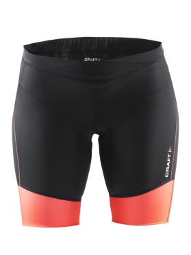Craft Velo short women black/orange