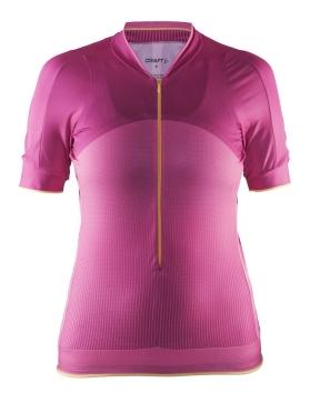 Craft Belle cycle jersey women purple