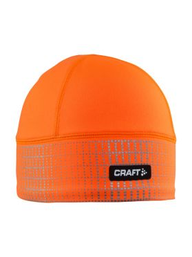 Craft Brilliant 2.0 running winter hat orange
