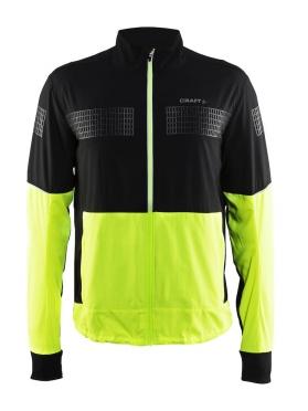 Craft Brilliant 2.0 light running jacket flumino/black men