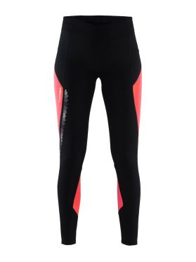 Craft Brilliant 2.0 thermal run tight black/pink women