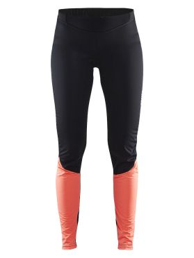 Craft Velo thermal wind tight black/pink women