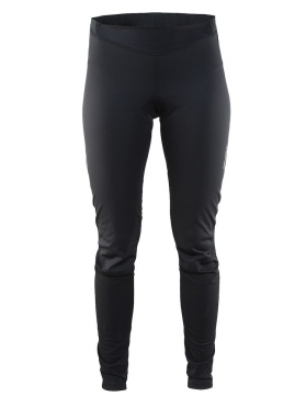 Craft Velo thermal wind tight black women