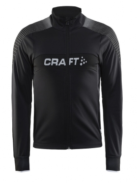 Craft Gran fondo cycling jacket black men