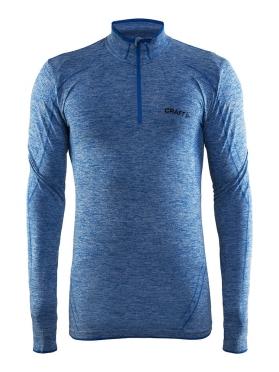 Craft Active Comfort Zip long sleeve baselayer blue/sweden men