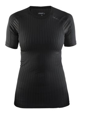 Craft Active extreme 2.0 CN short sleeve baselayer black women
