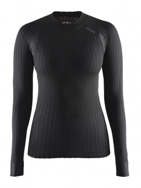 Craft Active extreme 2.0 CN long sleeve baselayer black women